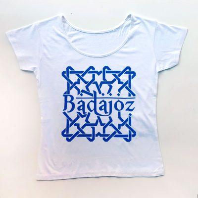 camiseta badajoz chica