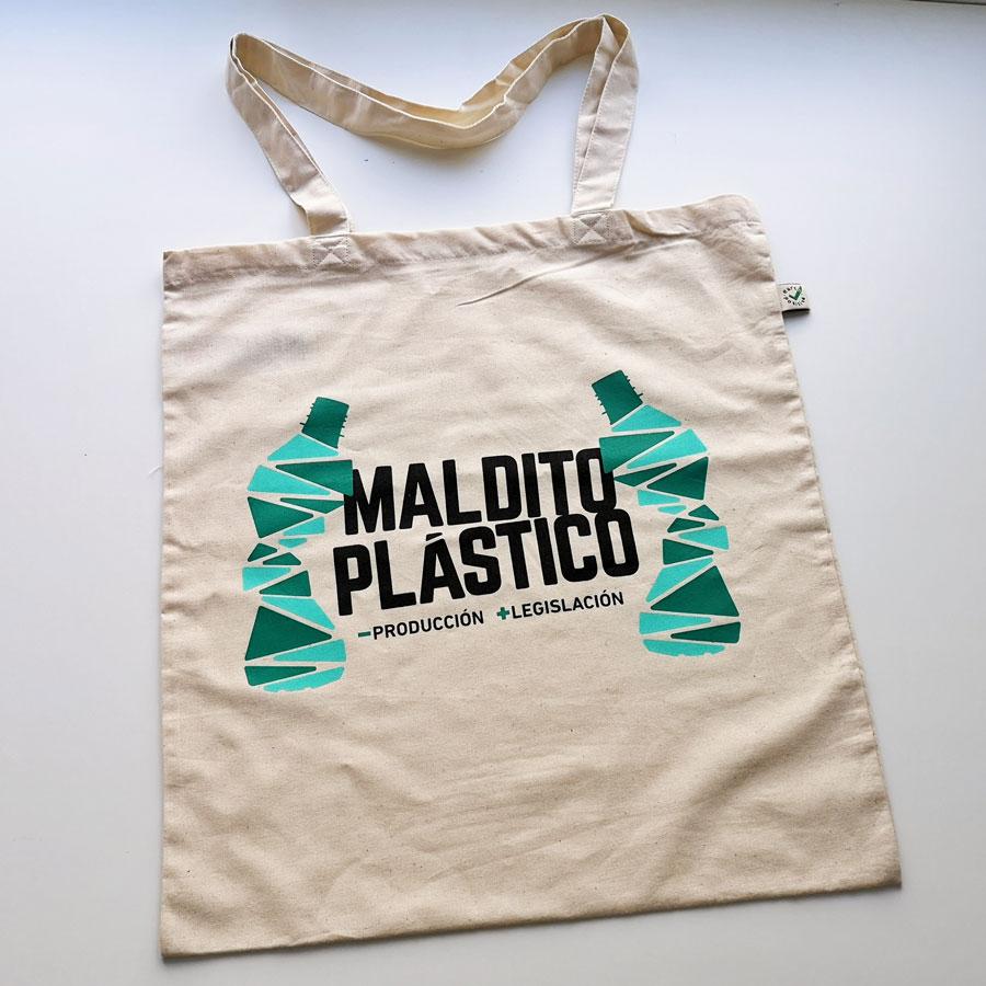 maldito plástico